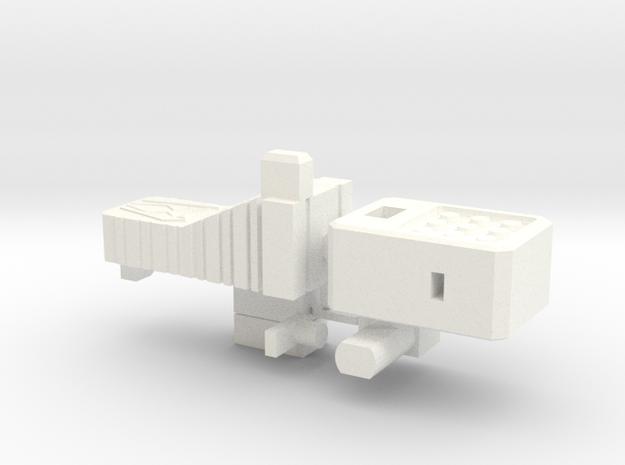 TR: LG63 G2 Megatron addon 1 in White Processed Versatile Plastic