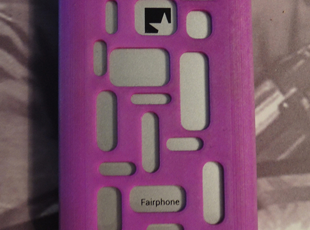 Fairphone Case 3d printed Fairphone case
