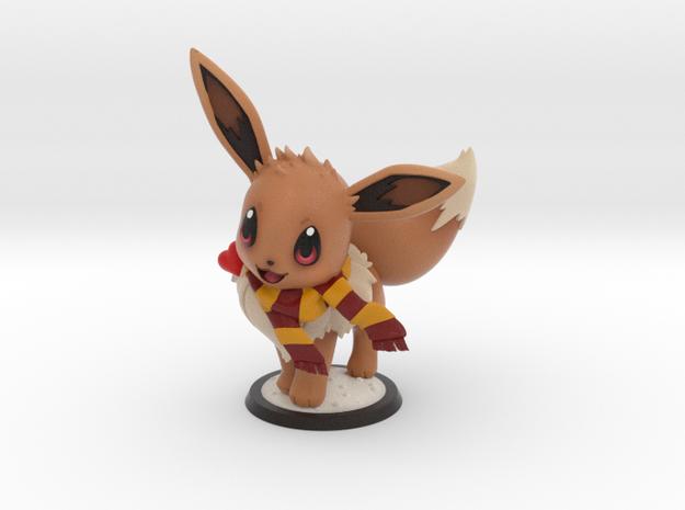 Eevee / Harry Potter - Cross Over