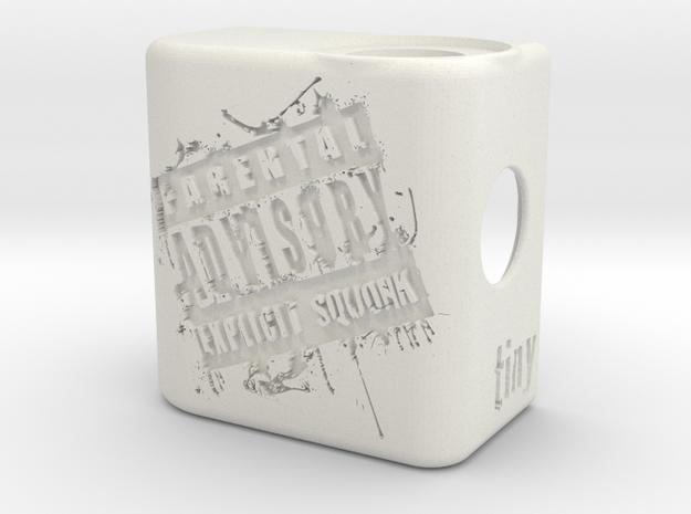 TMF# - PARENTAL Body - 18350 in White Natural Versatile Plastic