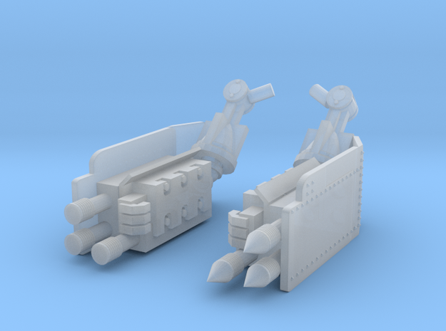 KV 47 Otto Arms in Smooth Fine Detail Plastic