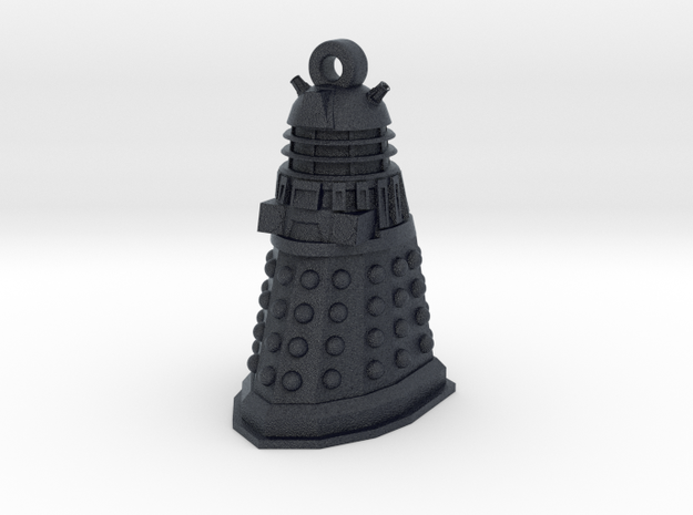 Dr Who Dalek Earring in Black PA12