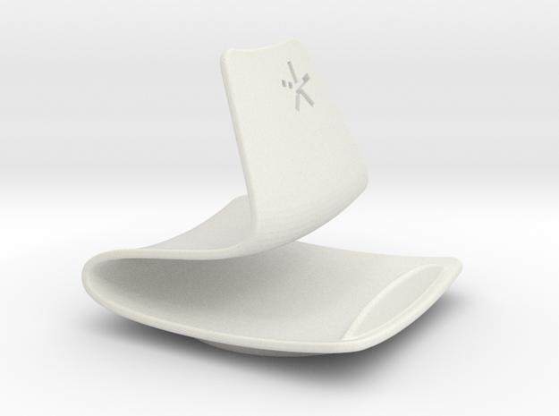 standART_model01 in White Natural Versatile Plastic