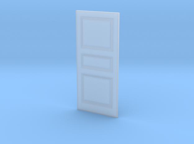 Door 3 Panel 1 1/32x2 9/32-01 1/35 in Smooth Fine Detail Plastic