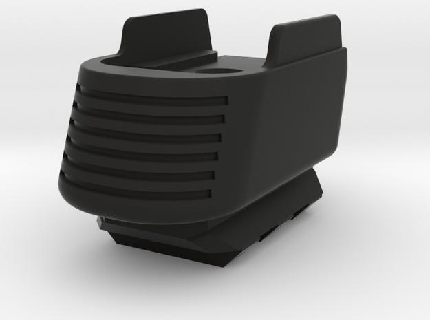 SIG P365 - Full Grip Base Pad w/Rail