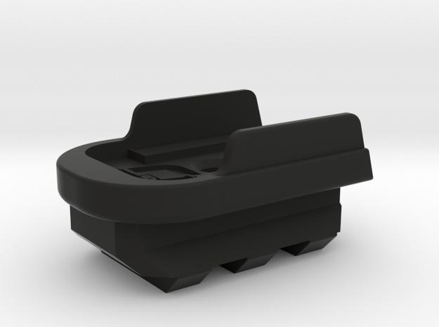 SIG P365 - Flush Base Pad w/Rail