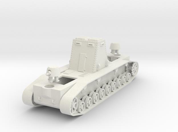 1/100 JN-2 TO Supply Vehicle (original) in White Natural Versatile Plastic