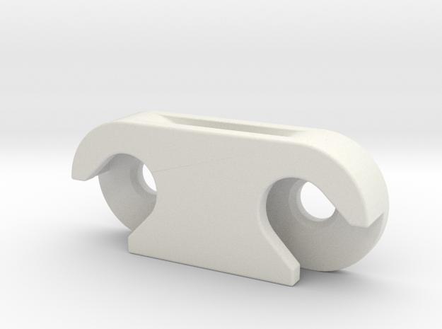 Ikea HEMNES 110364 in White Natural Versatile Plastic