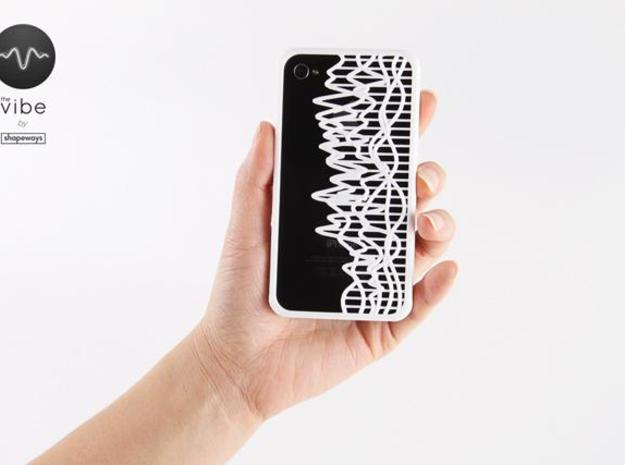 The Vibe iPhone Case - 20455824:23.83 3d printed