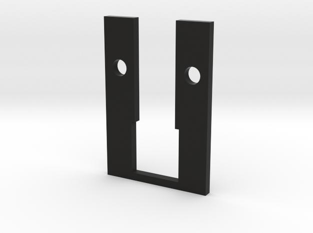 KR deluxe blade holder power switch holder  in Black Natural Versatile Plastic