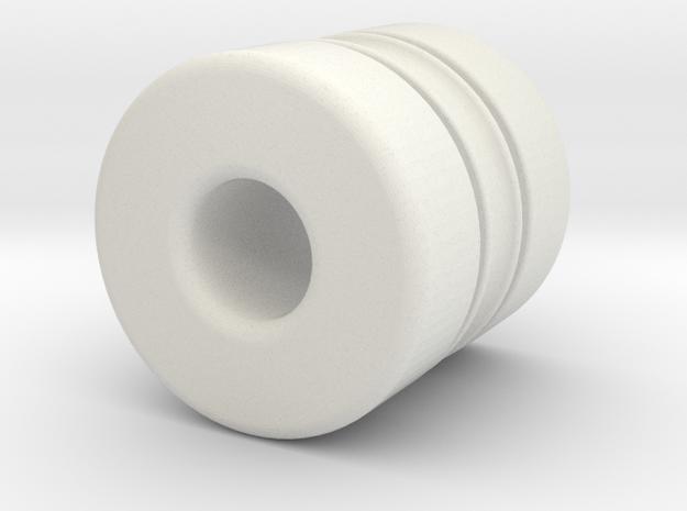 Z-n36040X in White Natural Versatile Plastic