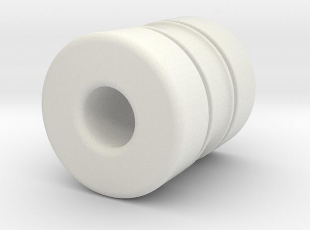 Z-std055X in White Natural Versatile Plastic