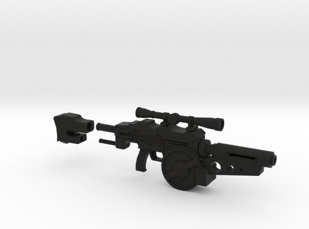 Westar M-5 in Black Natural Versatile Plastic