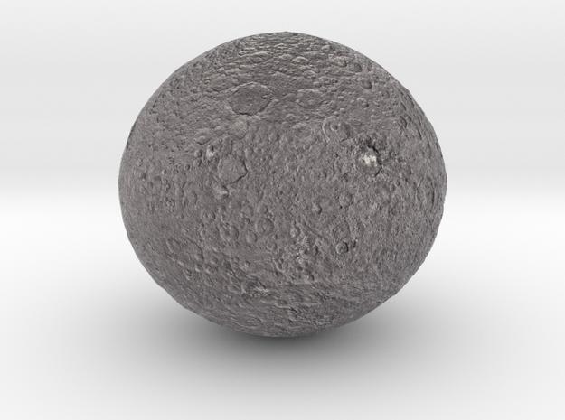 "Ceres /12"" Earth globe addon in Natural Full Color Sandstone"