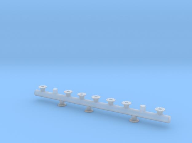 Dampfsammler V3 - 1:120 TT in Smooth Fine Detail Plastic