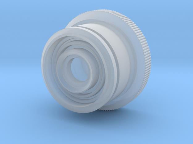 Artoo De Ago's 1:2.3 restraining bolt, open, curve in Smooth Fine Detail Plastic