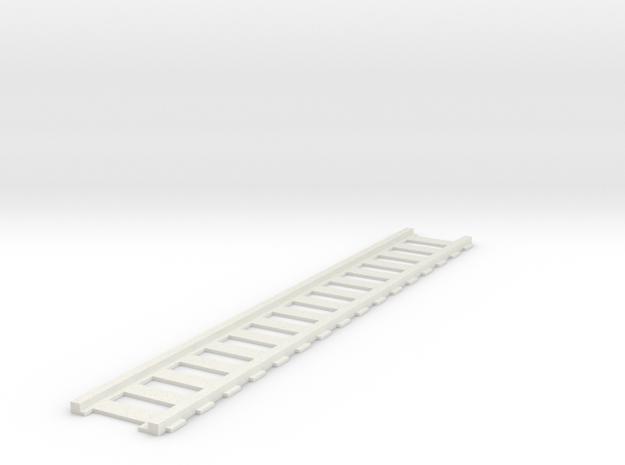 Thomas MINIs Display Track in White Natural Versatile Plastic