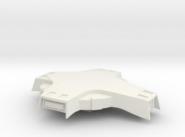 Monocerous Conversion Mark 3 - extended bridge are