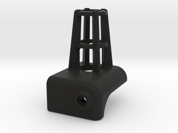 Cine RT Ultra Sonic Base Antenna Guard in Black Natural Versatile Plastic