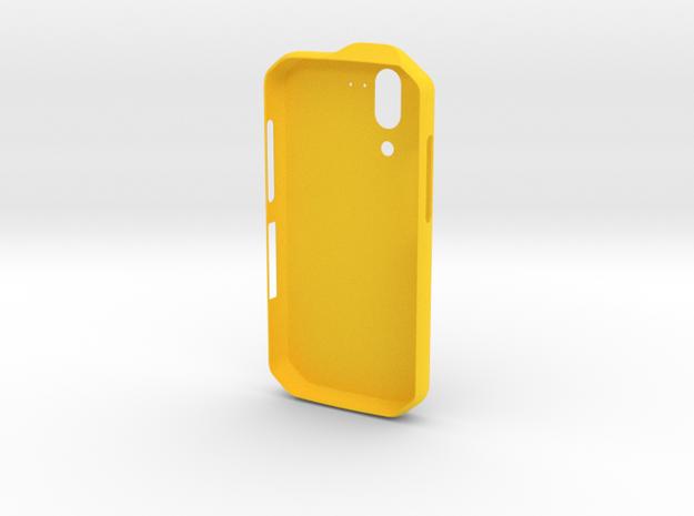 case_cat_S60_v1.1 in Yellow Processed Versatile Plastic