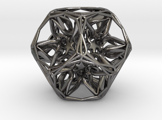 Organic Dodecahedron star nest