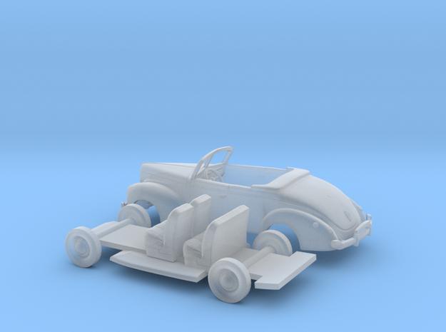 1/87 1940 Mercury Eight Convertible Kit