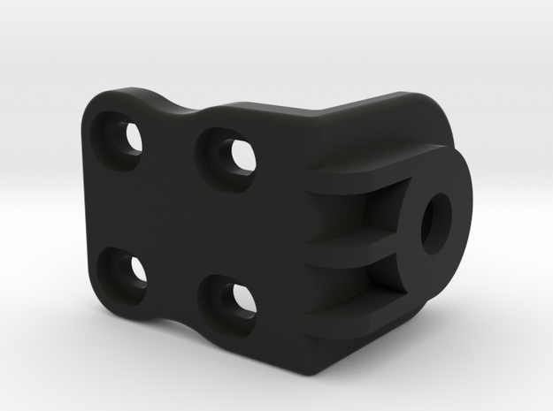 Cine RT Ultra Sonic Base Bottom Mount in Black Natural Versatile Plastic
