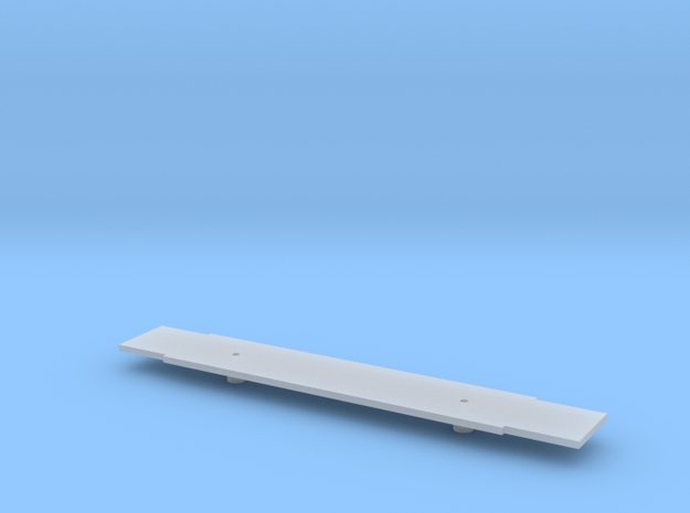EM1 Class 76 Chassis 1/148 in Smooth Fine Detail Plastic