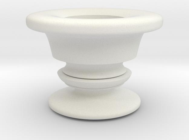 106107112吳兆陵04 in White Natural Versatile Plastic
