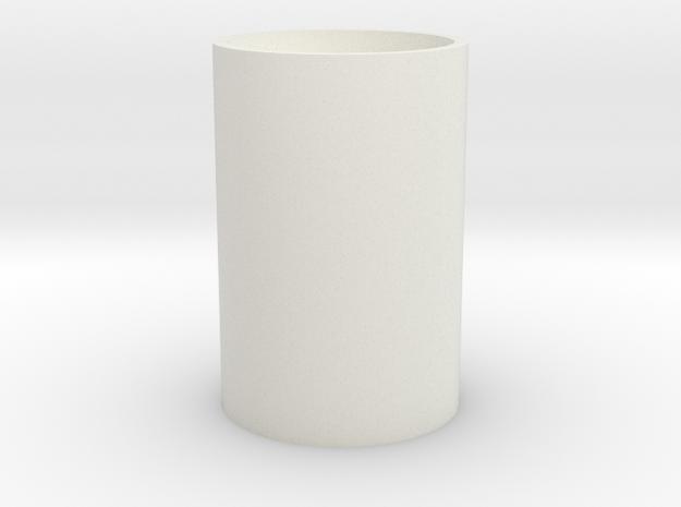 Kylo Ren blade plug diffuser Korbanth Crossguard 2 in White Natural Versatile Plastic