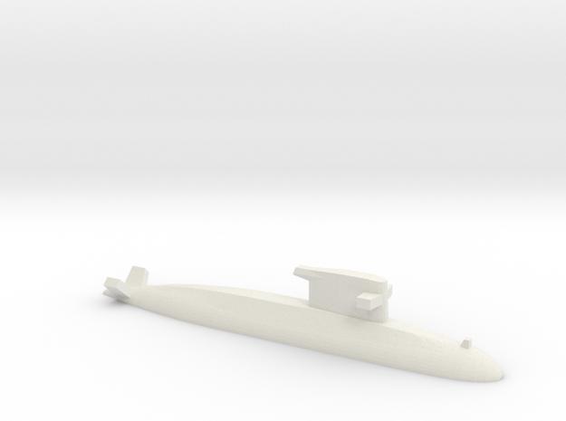 Walrus-class submarine, 1/1800