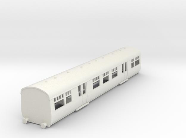 o-87-cl506-trailer coach-1 in White Natural Versatile Plastic