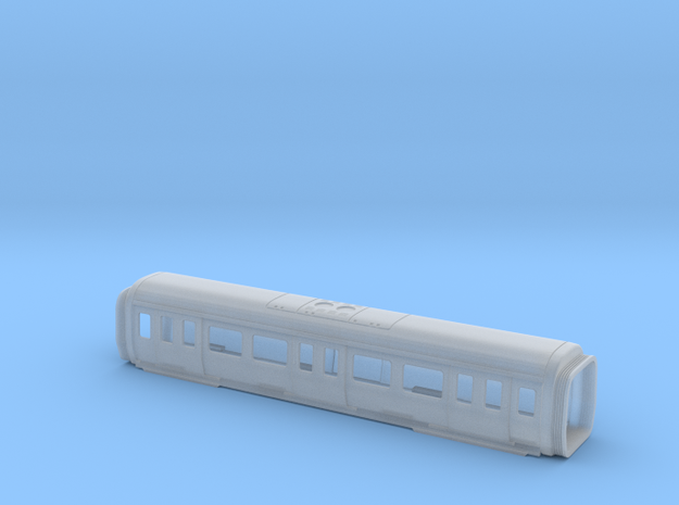 S stock NDM Carriage in Smooth Fine Detail Plastic