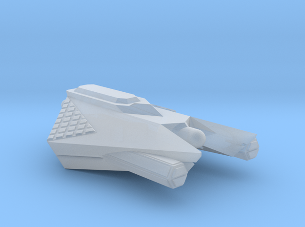 285 Scale Tholian Spider-IV Heavy Assault Fighter in Smooth Fine Detail Plastic