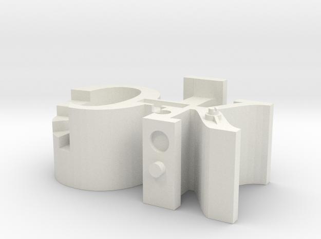 OKstorage box in White Natural Versatile Plastic