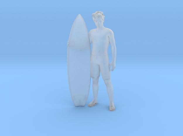 Surfer Dude Shaun in Smoothest Fine Detail Plastic: 1:64 - S