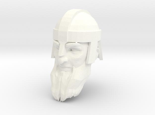 dwarf head 4.2 with helmet