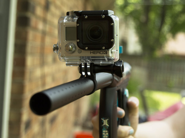 Go PRO Paintball Barrel Mount