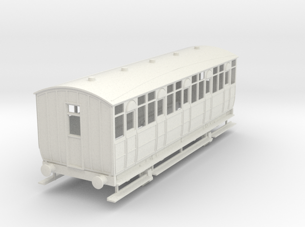 0-32-mslr-jubilee-all-3rd-coach-1 in White Natural Versatile Plastic
