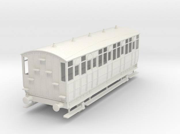 0-43-met-jubilee-saloon-coach-1 in White Natural Versatile Plastic