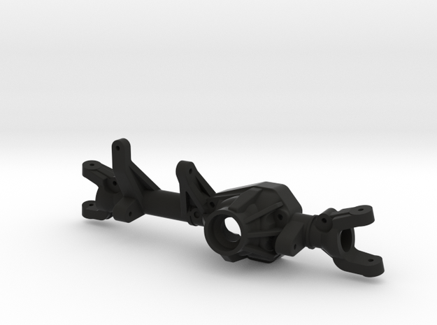 NC60 170mm Front Linked Right Drop for RC4WD TF2 in Black Natural Versatile Plastic