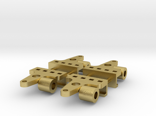 Laird2 in Natural Brass