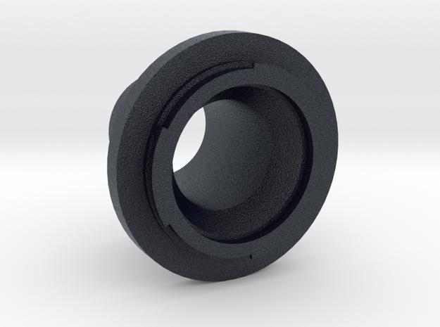 Canon EF-m Telescope adapter  in Black Professional Plastic