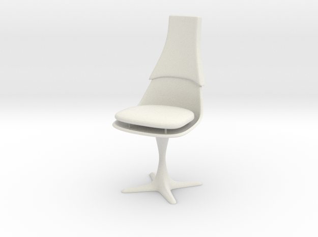 TOS Burke Chair Ver.2 1:6 12-inch Seat Separated
