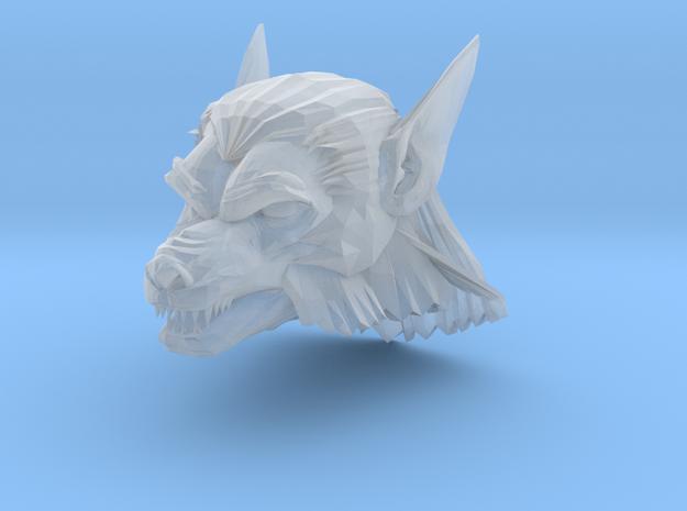 werewolf head 2