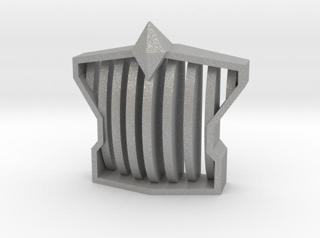 grill-monster-v2 in Aluminum