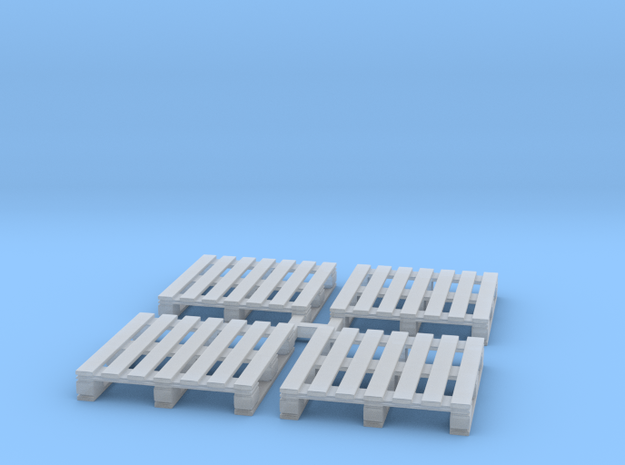 Pallets 48x48 in Smooth Fine Detail Plastic: 1:64 - S