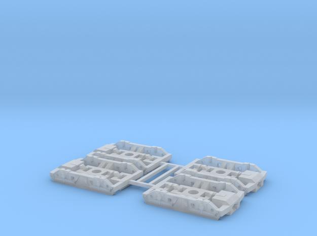 1:160 1XTa - NEM  1:160 - 4x - DrCode in Smoothest Fine Detail Plastic