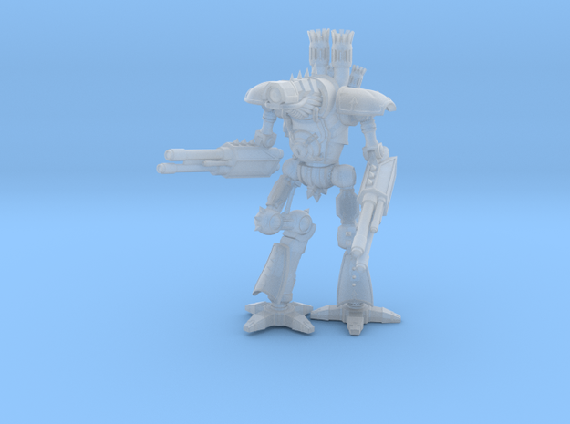 Daemonoid Warbot with Assault Lasers in Smooth Fine Detail Plastic