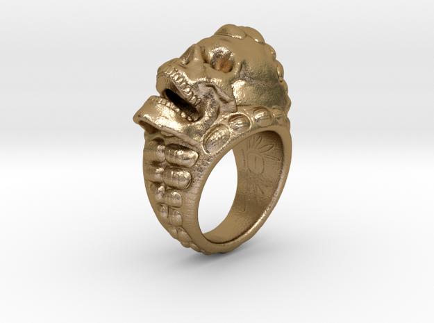 skull-ring-size 8.0